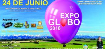 Se Acerca Expo Globo 2018 que se realizara el 24 de junio en Lomas de Zamora