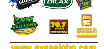 Expo Globo 2019 se realizara el 3 de Noviembre en Lomas de Zamora